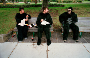 Lunch time, 2005