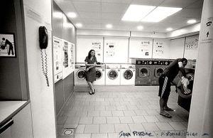 Automatic laundry