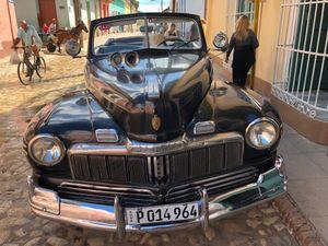 Classic Car, Trindad