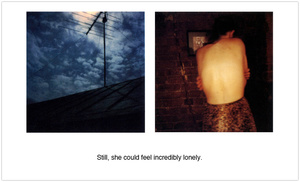 Still, she could feel incredibly lonely.