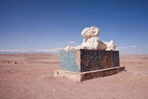 Film set prop, Ouarzazate
