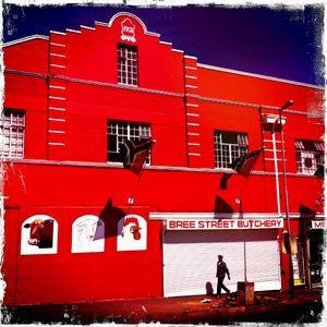 Bree Street, Newtown, Johannesburg, South Africa