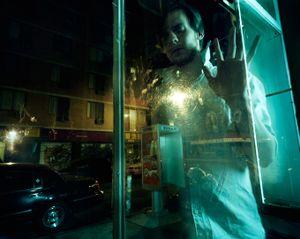 Behind Glass, Hilton III © Meike Nixdorf
