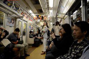 In Tokyo's Metro