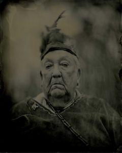Chief Rudy Hall-Accohannock Tribe