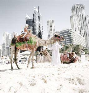 Dubai, 2009, from the series, City Models, © Massimo Mastrorillo