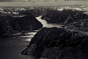 Western Brook Pond, Gros Morne National Park, Newfoundland