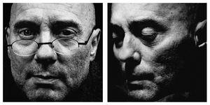 Heiner Schmitz. Age: 52. Born: 26th November 1951. First portrait taken: 19th November 2003. Died: 14th December 2003. Photo © Walter Schels. Text © Beate Lakotta. All rights reserved.