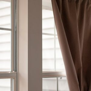 Sunday, Time Unknown, Window Curtain, 2014