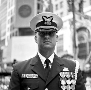 Navy officer