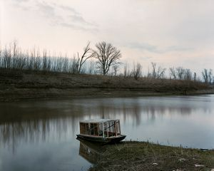 """Alec Soth, Ste. Genevieve, Missouri. From """"Sleeping by the Mississippi"""" (MACK, 2017). Courtesy of the artist and MACK"""