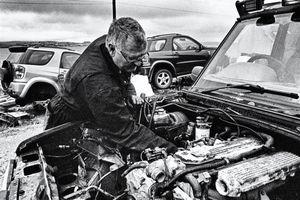 The village mechanic