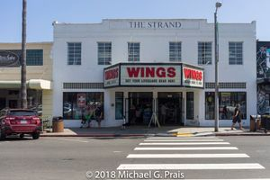 The Strand: Wings