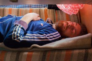 Resting Jesse