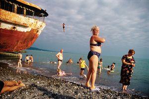 Untitled, from Satellites © Jonas Bendiksen, Magnum Photos 2006