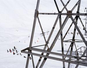 Structure, 2009  © Dede Johnston