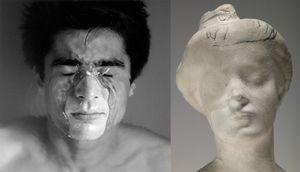 Javier, 1985 © Robert Mapplethorpe Foundation. Used by permission. Buste de Helene de Nostitz, 1902 © Paris, musee Rodin