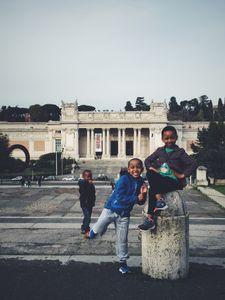 2016, Rome
