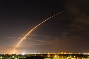 MUOS3 Launch by United Launch Alliance