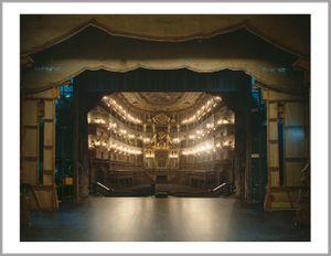 Markgräfliches Opernhaus, Bayreuth, 1997