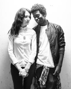 Alexandra and Amilcar - Student and Dancer