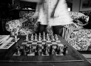 Self Portrait (Chess)