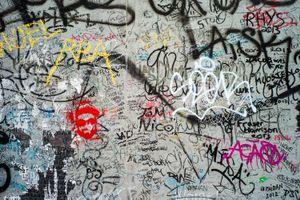 I WAS HERE (Berlin-Wall, Germany)