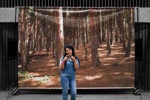 Unconditional Freedom, Yuri Agudelo Bosque de pinos, Suesca, Cundinamarca, 2016