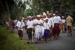 """""""We'll Never Walk Alone"""". Bali, Indonesia"""