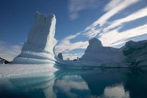 Iceberg, Rodebay