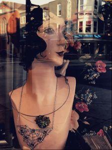 Shop Window Mannequin, Frederick, Maryland