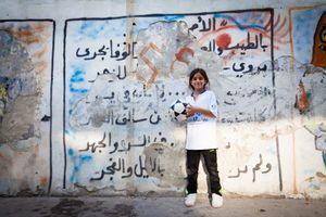 Aseel Abu Hilal, 8 yrs