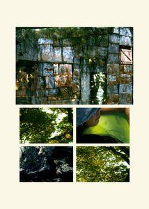 N°74 - Passage - Vert d'étang - 2008.
