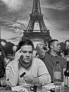 Igor dreams of Paris