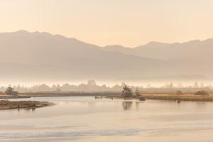Dawn, Tillamook Bay