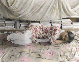 Sita Sleeping