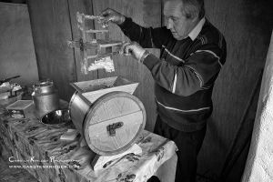 Traditional Butter Making