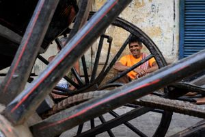 Rickshaw Rest