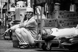 The Asakusa cooks - Tokyo, 2016