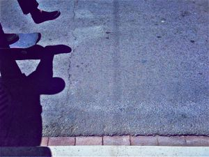 skateboarder on bloor