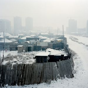 March, Ulan-Bator, Mongolia © Lucile Chombart De Lauwe