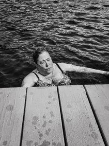 Swimming with Diamonds, Deep River, CT, 9 2 17