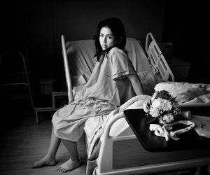 Erica - 15-year-old hip-replacement patient.  Cuenca, Ecuador