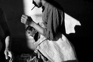 Bangladesh Cigarette Man