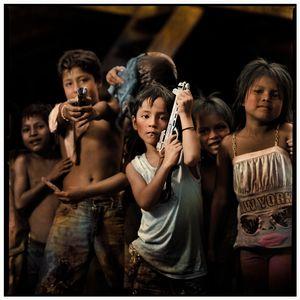 """""""Children from Belén"""" - 2010"""