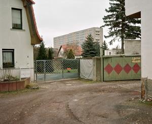 """aus der Serie """"Utopia"""" / Halle-Neustadt#8"""