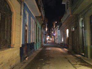 Old Havana, Night