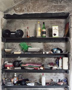 Assorted Items at Dulyn Bothy
