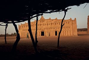 Bani, Burkina Faso: The famous mosque in the small town in Northern Burkina Faso, known for its large gold deposits.  © Matjaz Krivic