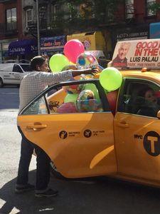 All Hail the Helpful Taxi-Driver